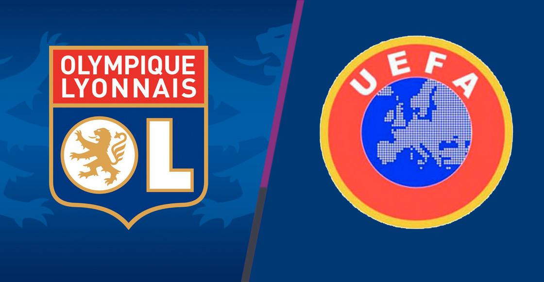 Castigan al Lyon con un partido a puerta cerrada y una multa