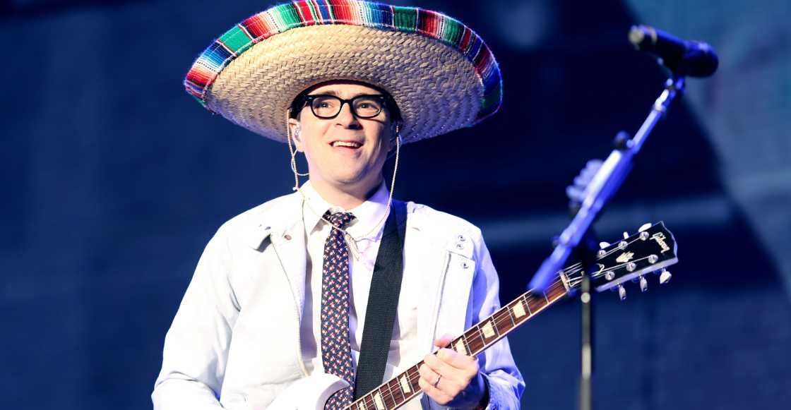 PAREN TODO: ¡Weezer se suma al cartel del Festival Catrina 2018!