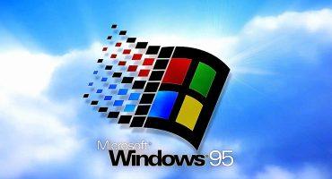 ¡Que te duela en la edad! Windows 95 está de regreso 23 años después
