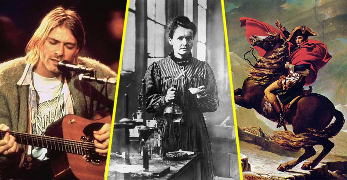 Día Internacional de los Zurdos: 10 personajes brillantes que eran zurdos