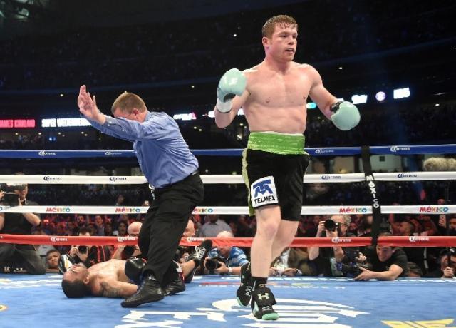 Los últimos 3 KO del 'Canelo' Álvarez que harán temblar a Golovkin