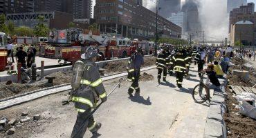 Aparecen imágenes inéditas del atentado del 11-S