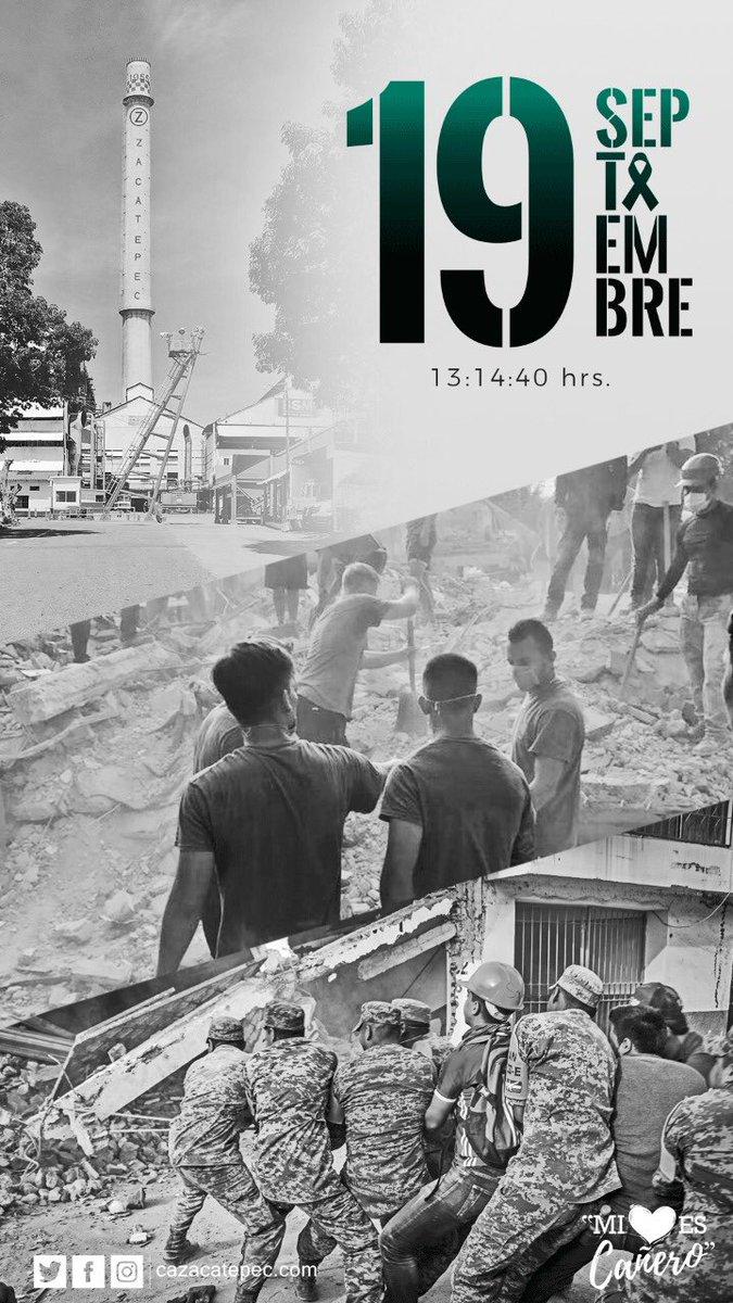19-S: Así el homenaje del futbol mexicano a un año del sismo