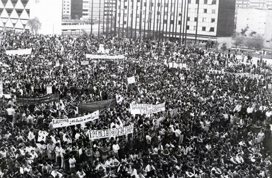 50 años-2 de octubre-Tlatelolco