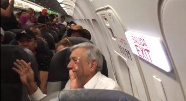 """""""No me subiré al avión presidencial"""", asegura AMLO tras quedar varado 5 horas"""