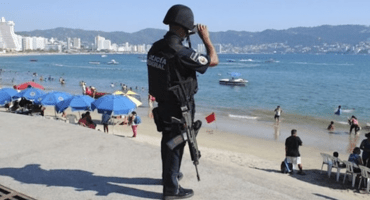 Ejército, Marina y PF toman el control de la Policía de Acapulco