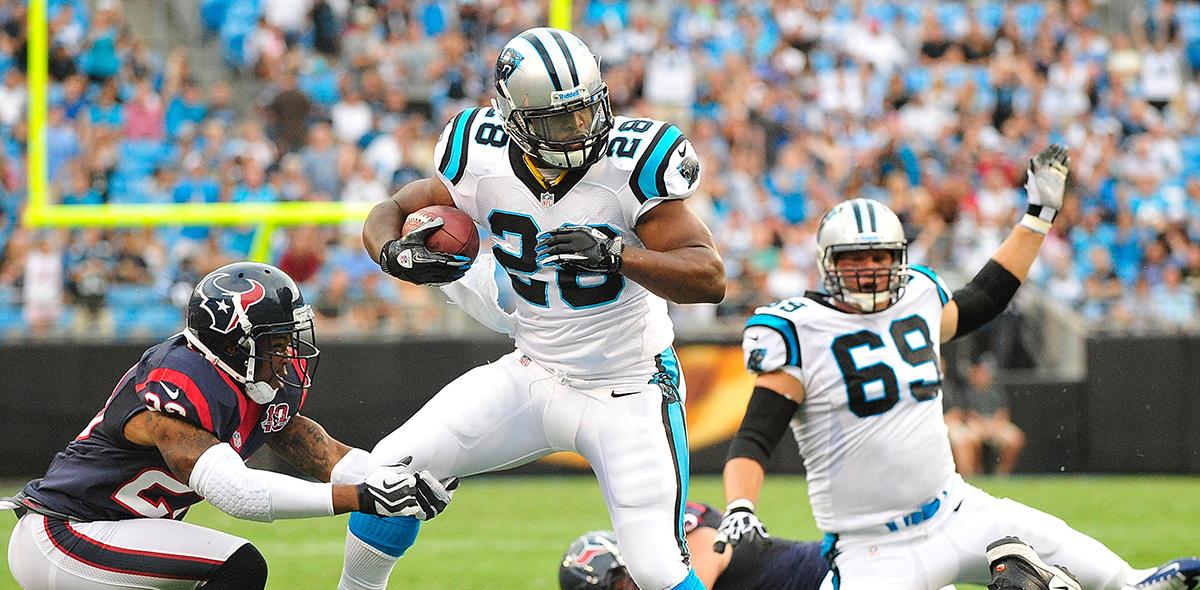 5 cosas que debes saber sobre las Carolina Panthers antes del kickoff