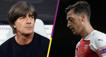 ¡Puuuum! Arsenal no dejó entrar a Joachim Löw para hablar con Özil