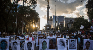 A 4 años de Ayotzinapa: 'Hay esperanza de llegar a la verdad, que haya justicia'