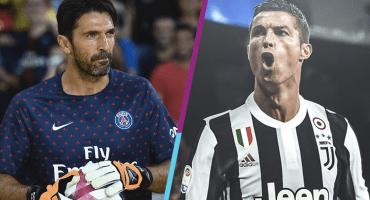 ¿Cuáles son los retos de CR7 y Buffon en la Champions League?