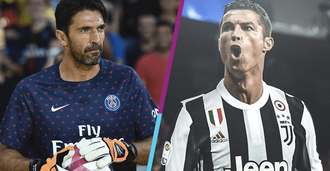 ¿Cuáles son los retos de CR7 y Buffon en la Champions League?