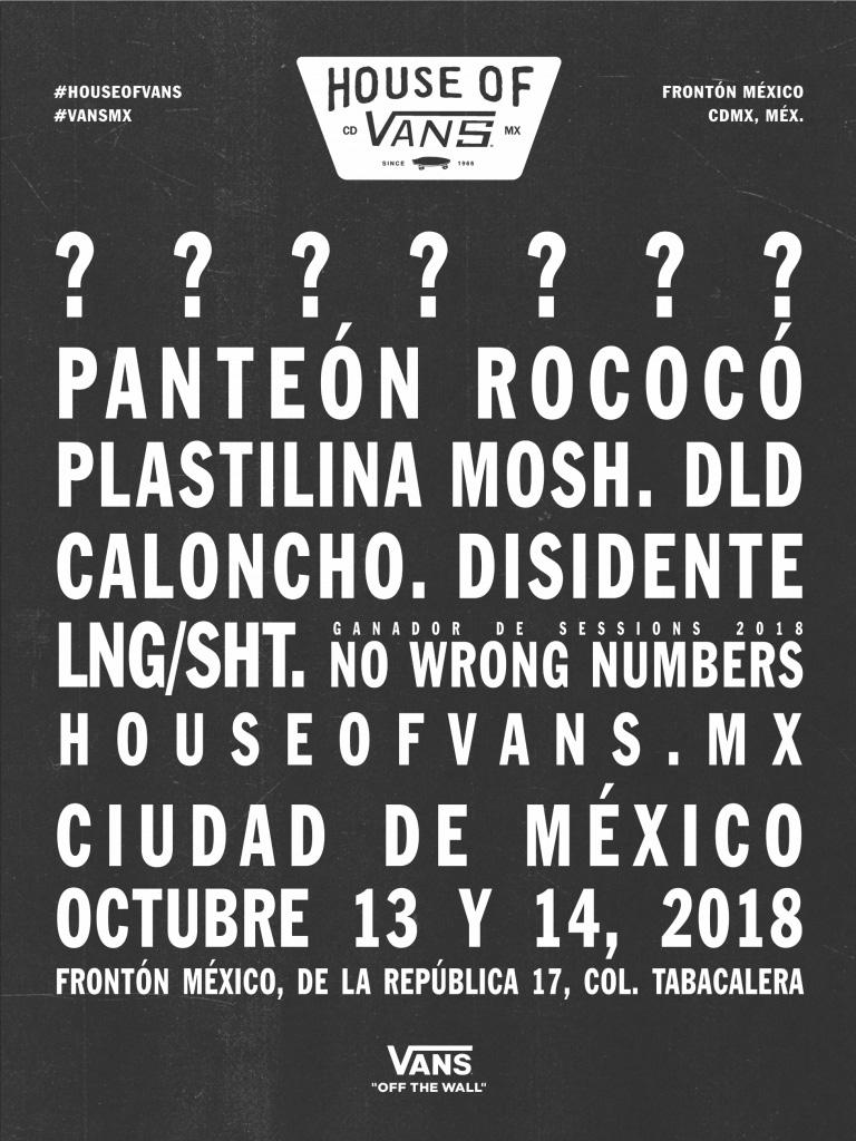 House Of Bands regresa a México