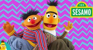Igual de sorprendente que con Ricky Martin: Beto y Enrique de Plaza Sésamo sí son gays