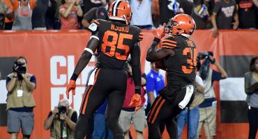 ¡Extra, extra! 19 partidos después los Cleveland Browns vuelve a ganar en la NFL