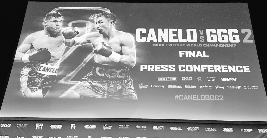'Canelo' Vs GGG, Spurs Vs. Liverpool, GP de Singapur: Lo Imperdible