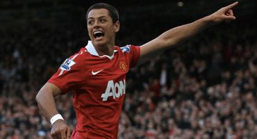 'Chicharito' Hernández es un 'depredador' del gol: Manchester United