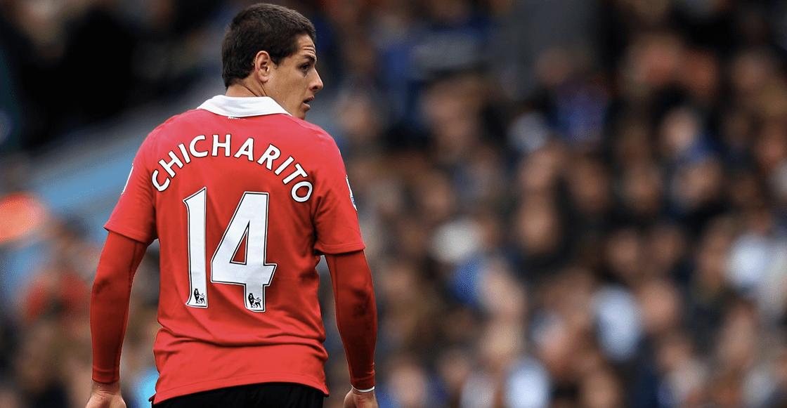 Chicharito Hernández es un 'killer' del gol: Manchester United