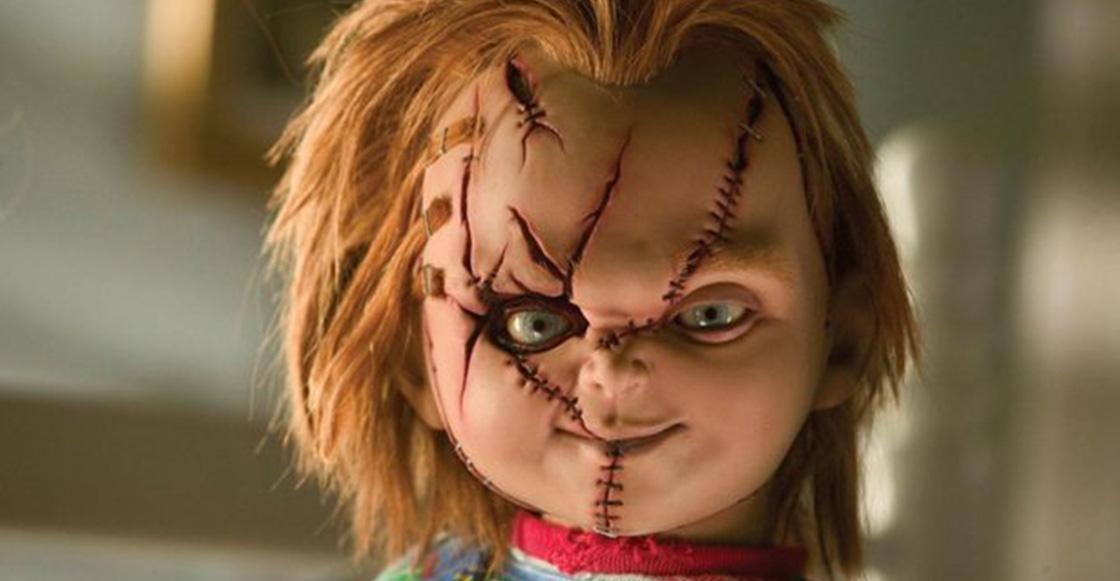 El muñeco diabólico tiene nuevo look para la siguiente película — Chucky