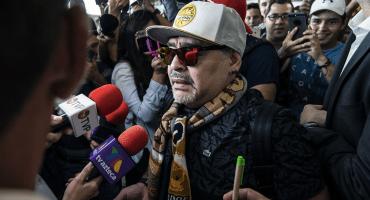 Debut de Maradona con Dorados cambió de fecha y hora