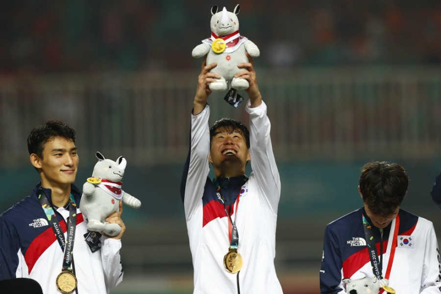 Corea del Sur es Campeón y Heung-Min Son evita su servicio militar