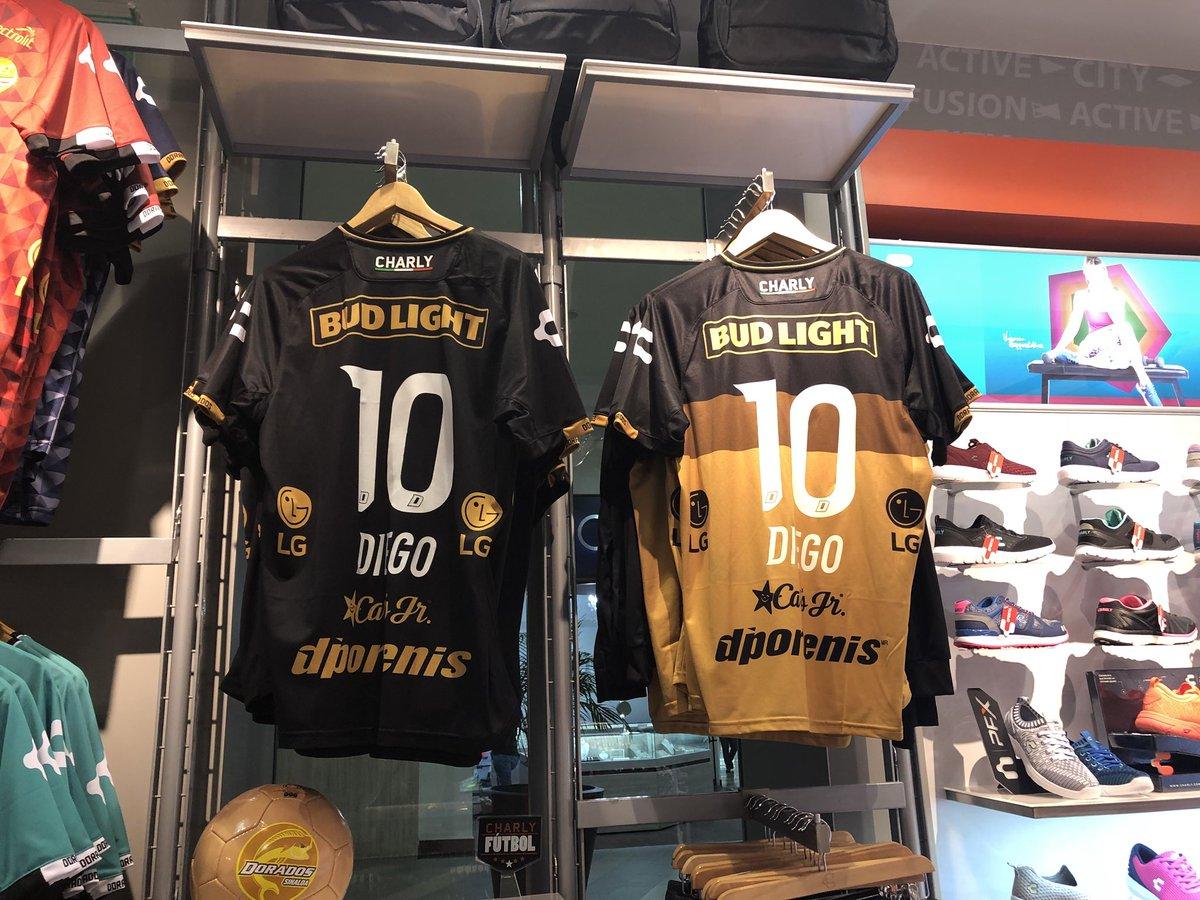 Dorados ya no vende la playera de Maradona ni en promoción