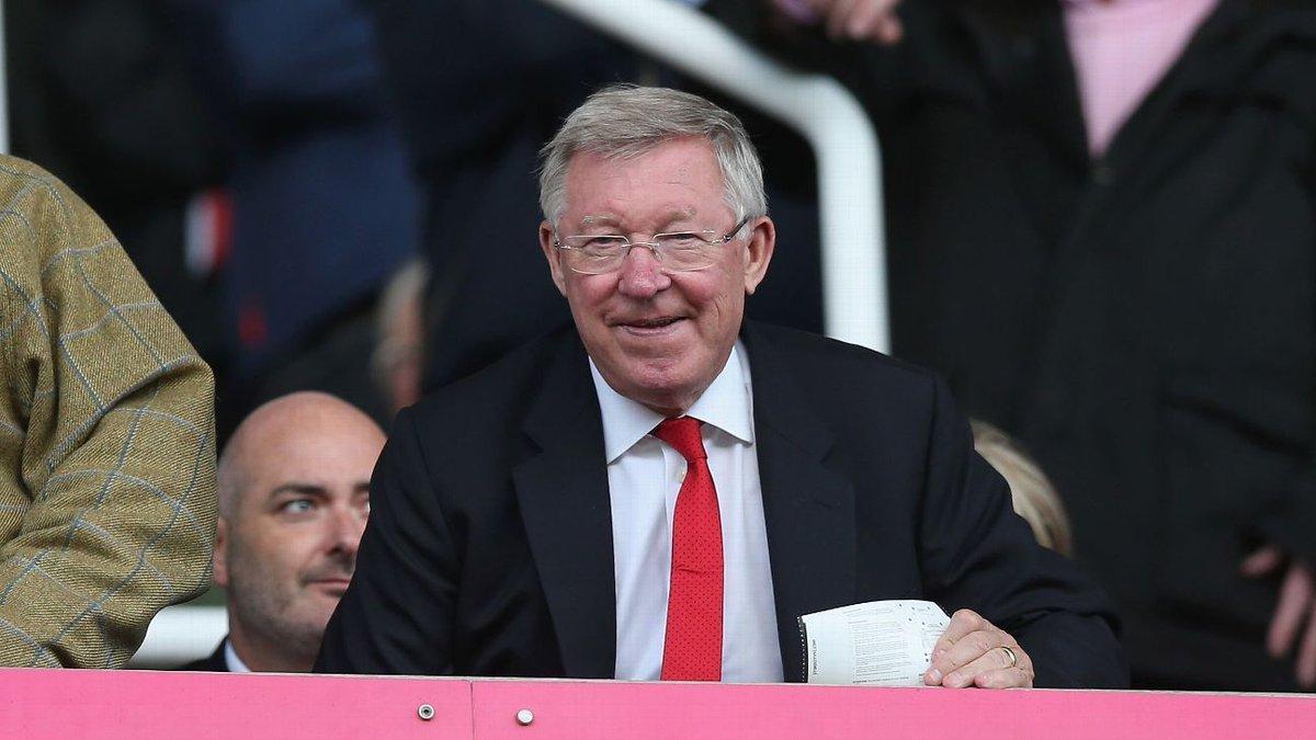 10 imágenes del regreso de Sir Alex Ferguson a Old Trafford