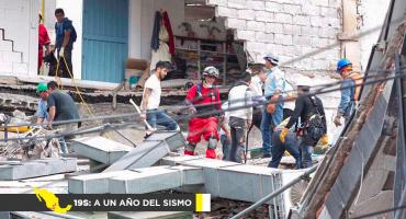 19S: A un año del sismo: Opacidad en donaciones para la ReconstrucciónMX