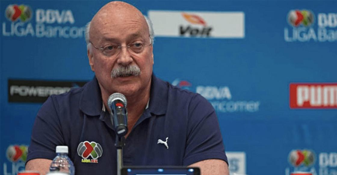 Enrique Bonilla y Liga MX se lavan las manos por violencia en Clásico Regio