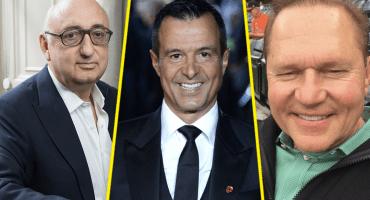 ¡Millonetas! Los representantes de jugadores más ricos del mundo, según Forbes