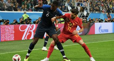 Francia y Bélgica comparten el primer lugar del ranking FIFA