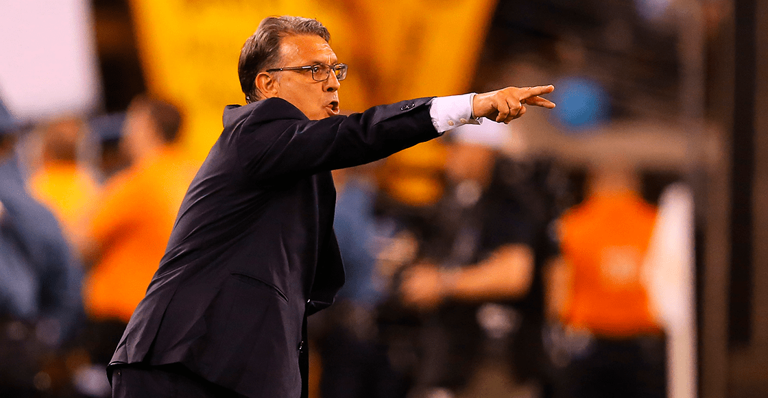 Reportan acuerdo entre Gerardo Martino y la Selección Mexicana