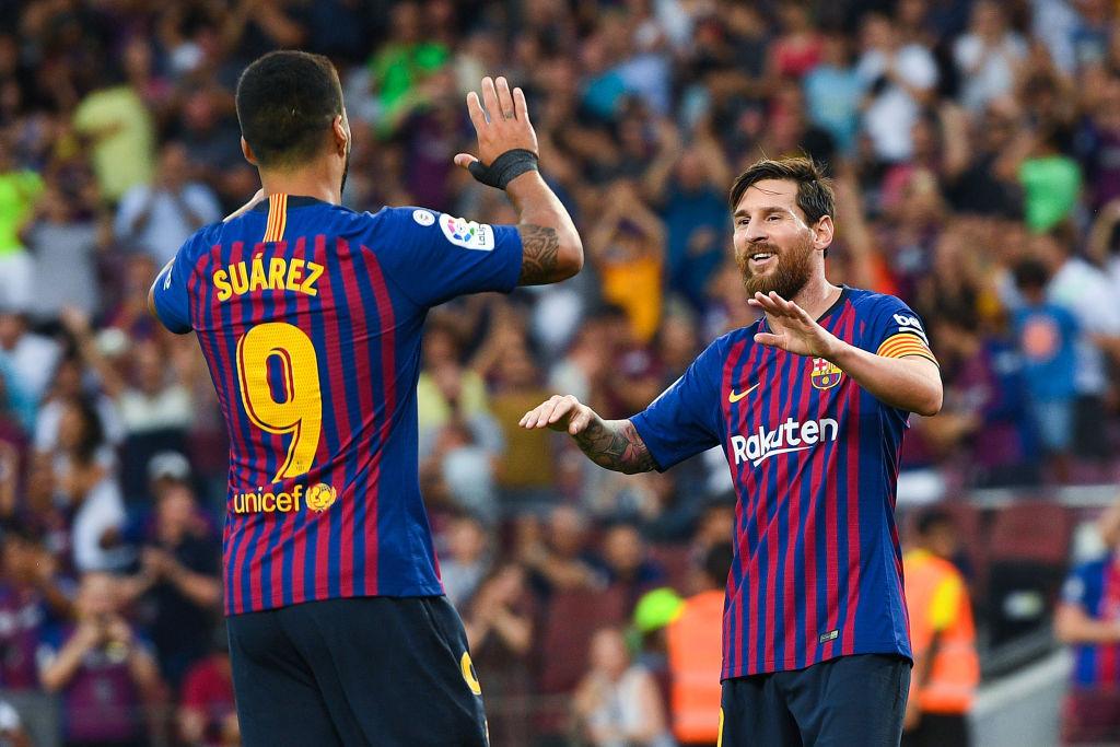 ¡Lionel Messi rompió récord al marcarle gol a 37 equipos españoles distintos!