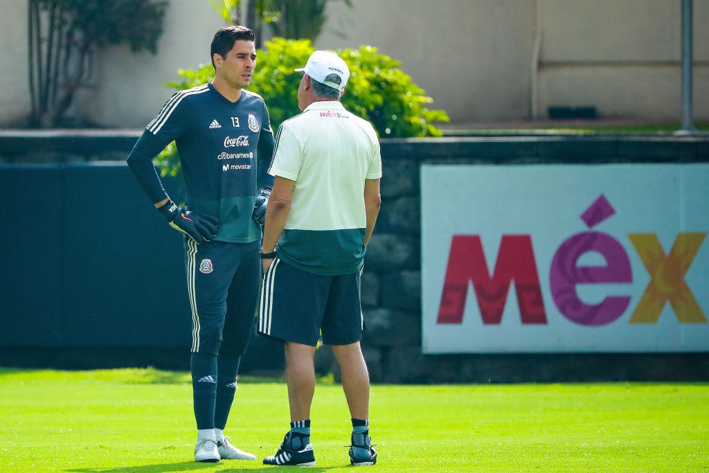 """Ochoa dice que exigen mucho de una Selección que """"no ha ganado nada"""""""