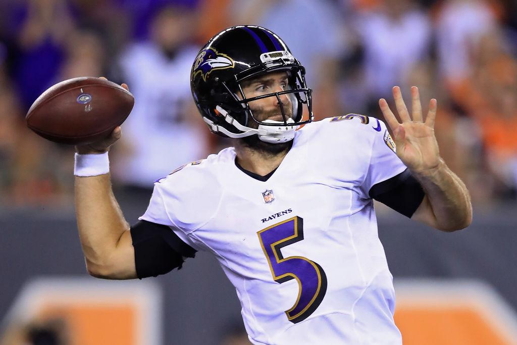 20 imágenes del triunfo de Cincinnati Bengals sobre los Baltimore Ravens en la NFL
