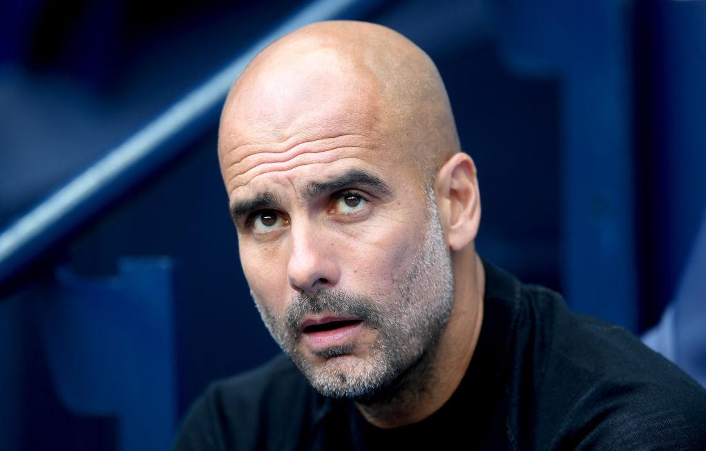 Pep Guardiola le quitó su día libre a sus jugadores para 'afinar puntería'