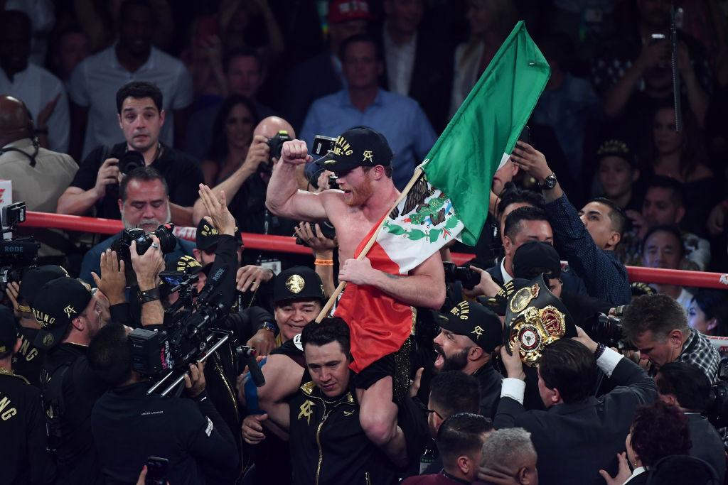 ¿Será posible? 'Canelo' Álvarez volvería a pelear en diciembre