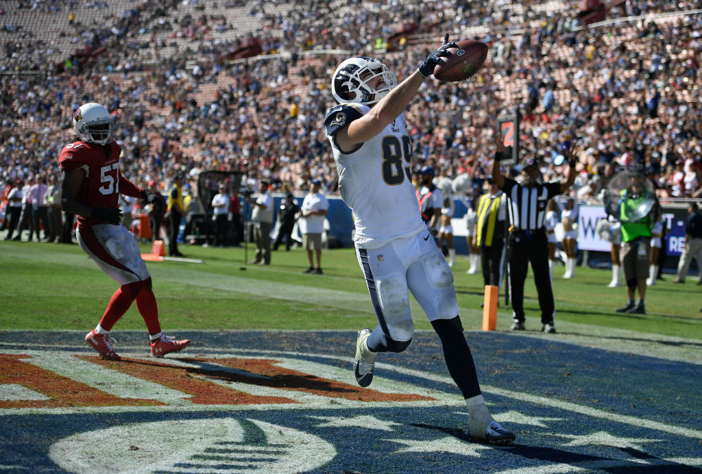 ¡Run Forest, run! NFL liberó más boletos para Rams vs Chiefs en México