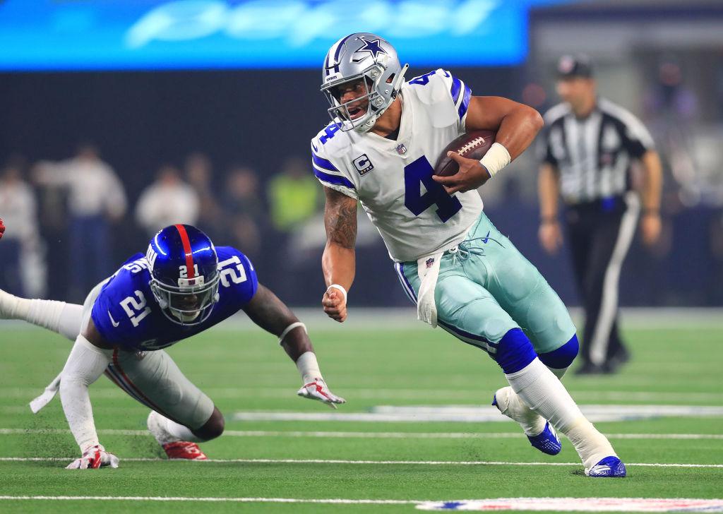 20 Imágenes Del Triunfo De Los Dallas Cowboys Sobre Los