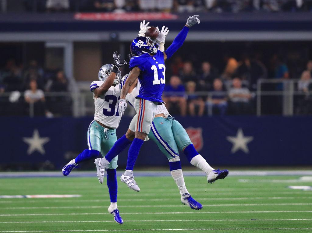 25 imágenes del triunfo de los Dallas Cowboys sobre los New York Giants
