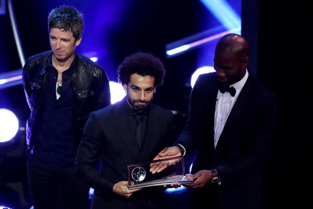 Estos son todos los ganadores del Premio The Best de la FIFA