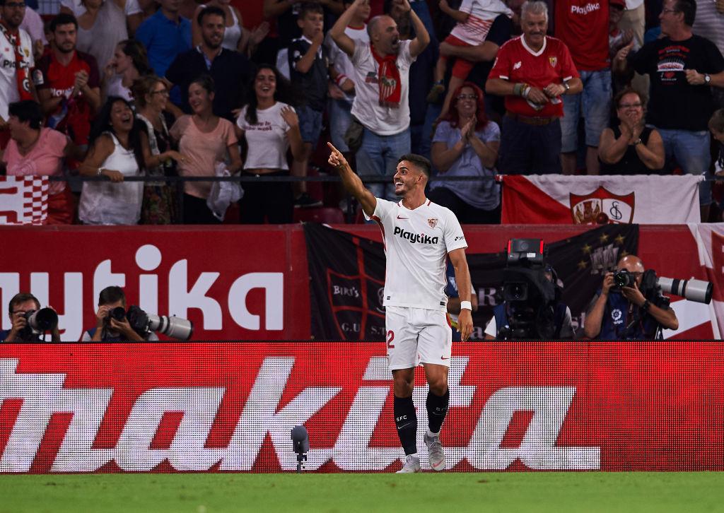 ¿Y las risas? Los goles de la goleada del Sevilla al Real Madrid