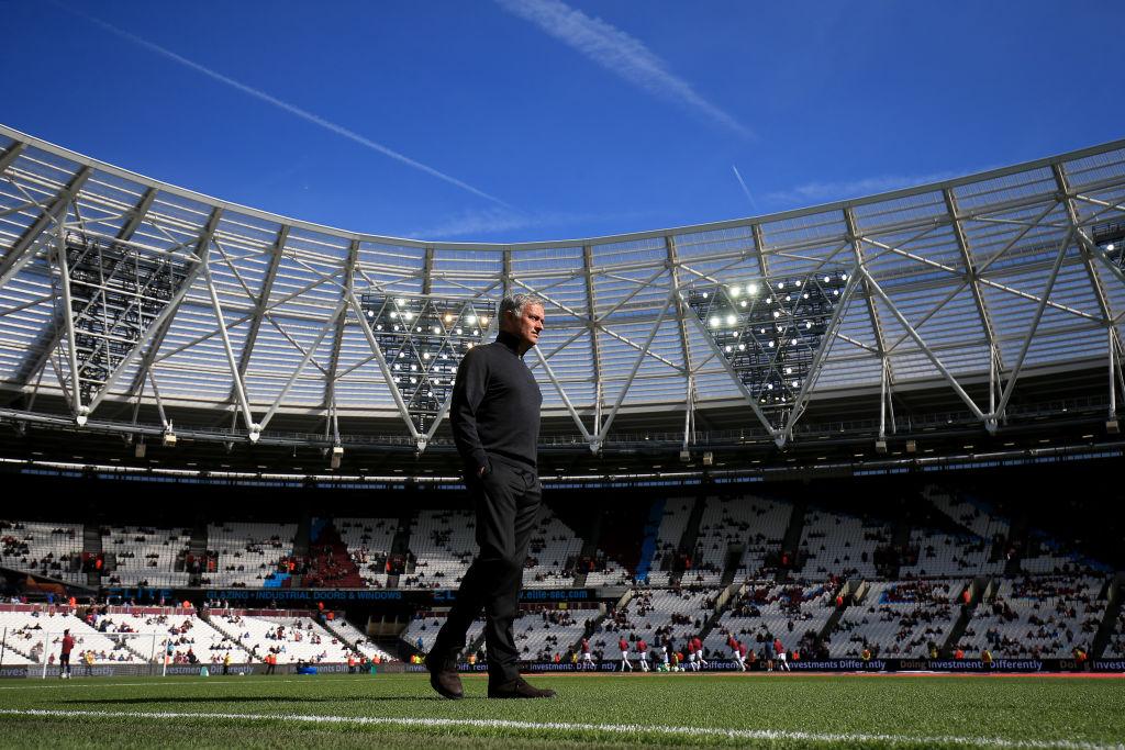 ¡Ya 100tc! Mourinho señala culpables de la derrota del Manchester United