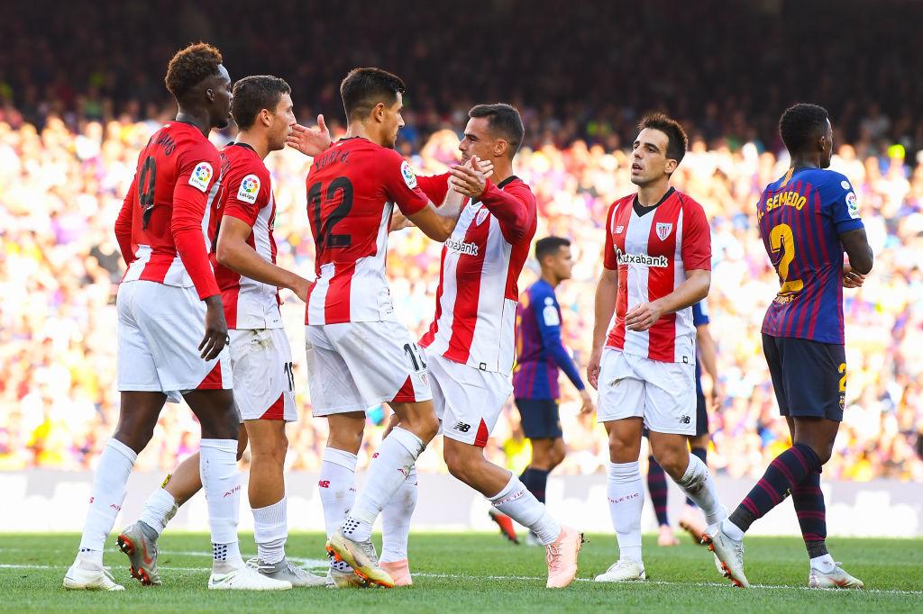 ¡Barcelona empató con Athletic de Bilbao y pone en riesgo el liderato!