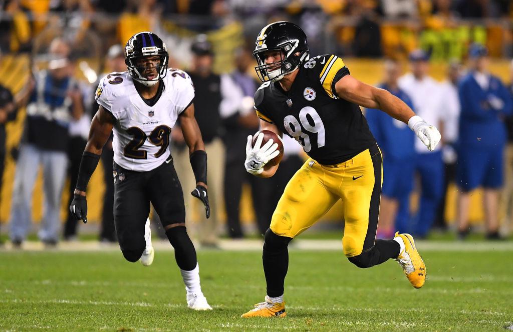 Ravens Flock!! Ve en imágenes el triunfo de Baltimore sobre los Pittsburgh Steelers