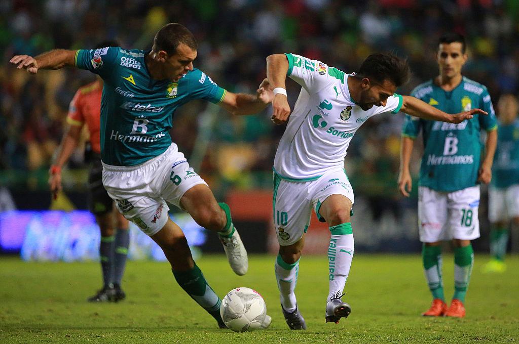 Santos vs León y Veracruz vs Toluca cambian horario de su partido