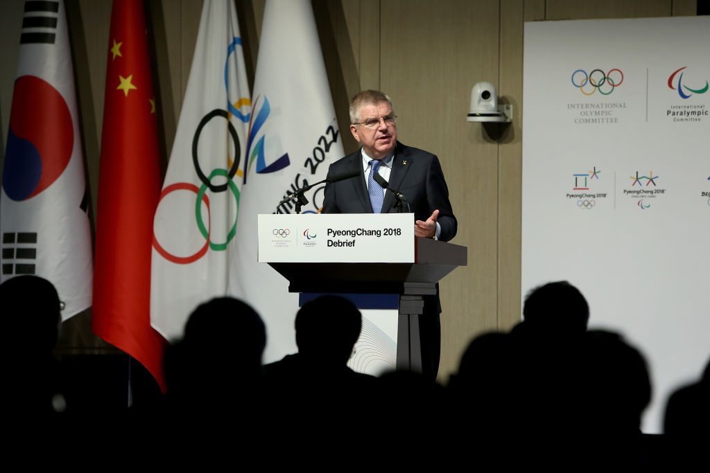 AMLO se reunirá con el Presidente del Comité Olímpico Internacional Thomas Bach