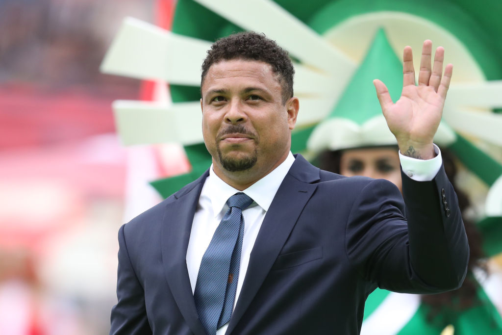 Ronaldo, cerca de comprar el Valladolid de España