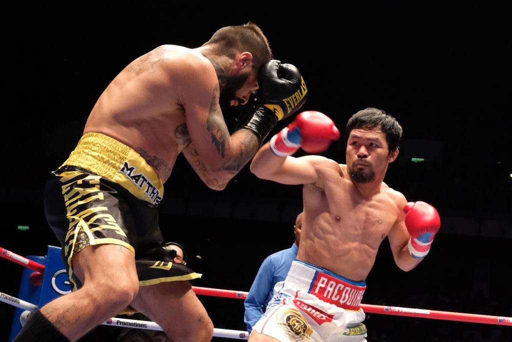 ¡Súper pelea! Amir Khan pelearía ante Manny Pacquiao en el 2019