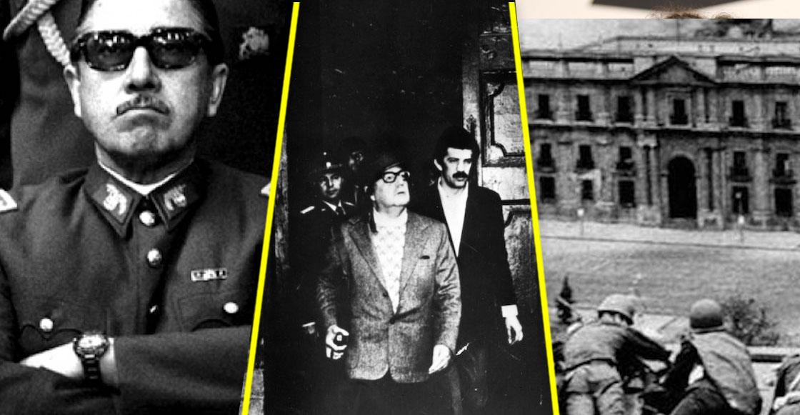 A 45 años del golpe de Estado, las imágenes que cambiaron la historia de Chile