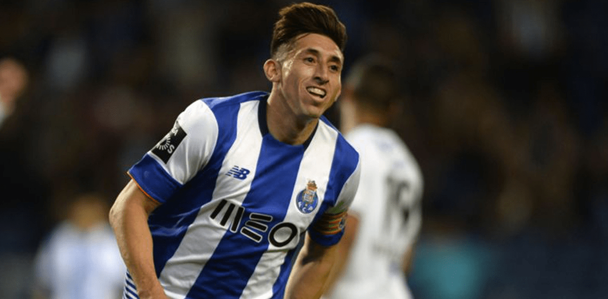 ¡Se acabó! Héctor Herrera NO saldrá del Porto... por ahora